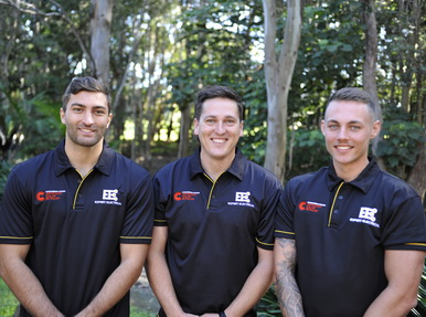 Calebs team of electricians