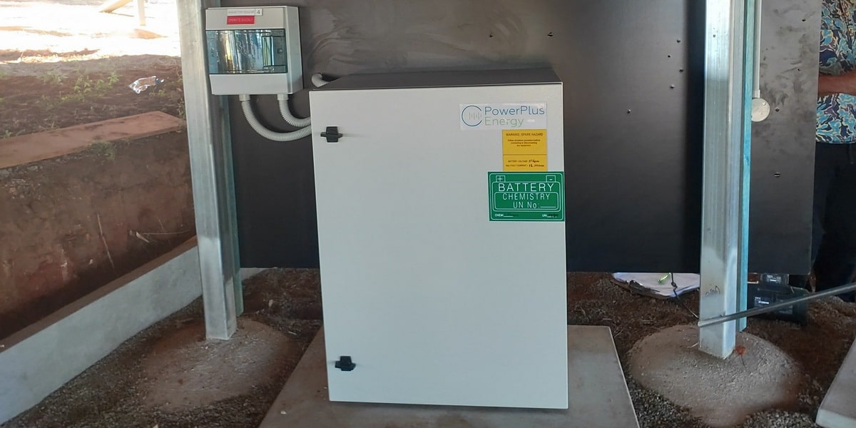 Powerplus Energy Battery